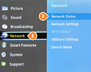 How to set up Smart DNS on Samsung Smart TV | SmartyDNS