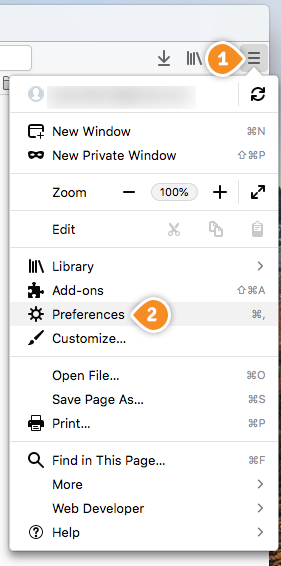 How to Set Up Proxy on Firefox: Step 1