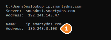 Find out if your ISP is doing transparent DNS proxy | SmartyDNS