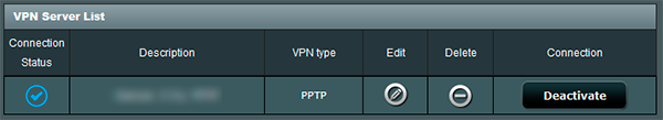 How to set up VPN on Asus Routers: Step 6