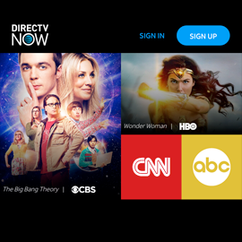 Watch DirecTV Now Outside US