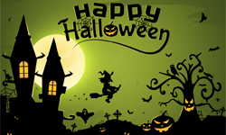 Smart DNS Halloween promotion 2015