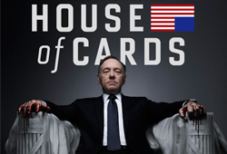 Unblock House of Cards with Smart DNS