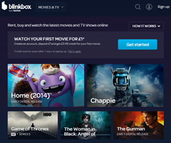 Unblock Blinkbox with Smart DNS