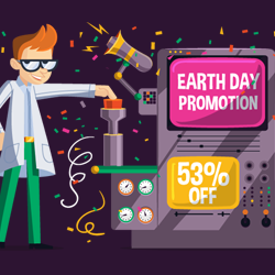 Earth Day promotion (2016)