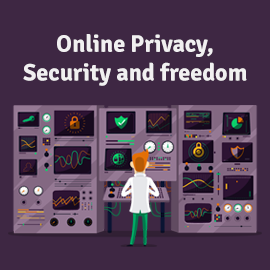 Smart DNS and VPN joined forces for your privacy, security and freedom