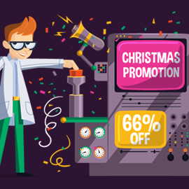 Christmas VPN Promotion