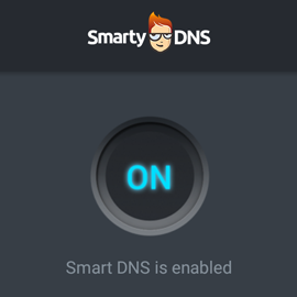 We updated the SmartyDNS Android App!