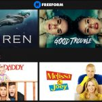 How to Watch Freeform Outside US