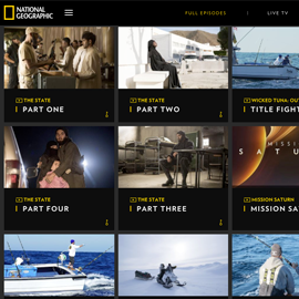 Unblock National Geographic with Smart DNS