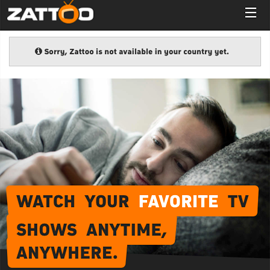 Unblock Zattoo with Smart DNS