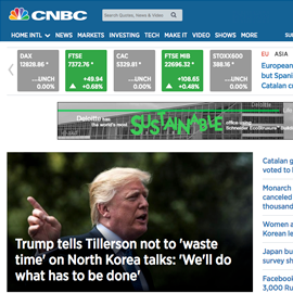 Unblock CNBC with SmartyDNS