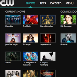Learn How to Watch CWTV Live Stream outside the US