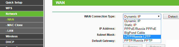 Routers VPN Compatibility