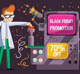 Black Friday Deal – Up to 70% OFF!